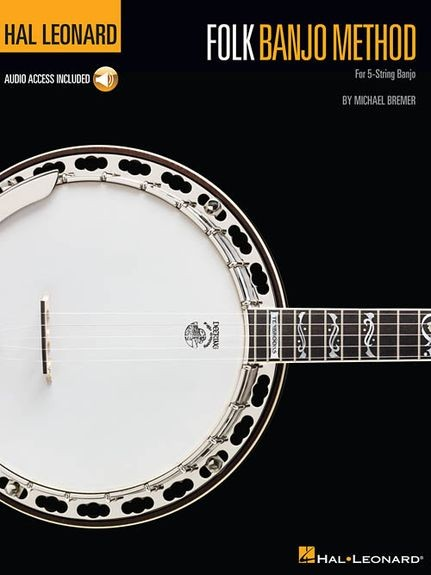HAL LEONARD - HL00123219 Folk Banjo Method