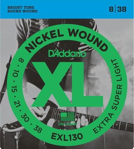 EXL130 Nickel extra superlight