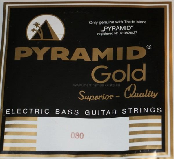 Pyramid - 64080 80er Flatwound LS