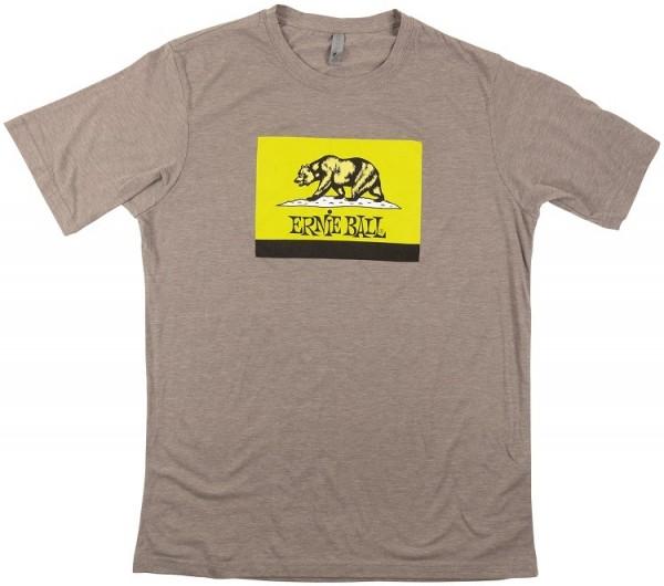 T-Shirt CA Bear Green Flag XL