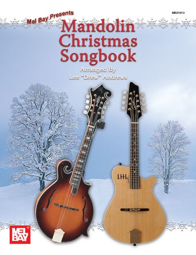 Mel Bay - MB21013 Mandolin Christmas