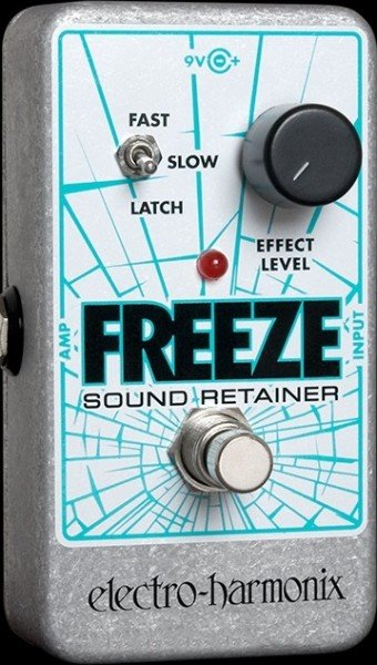 Electro Harmonix - Freeze Sound Retainer Sampler
