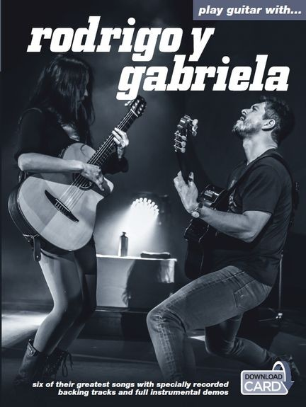 Wise Publications - AM1009987 Rodrigo Y Gabriela