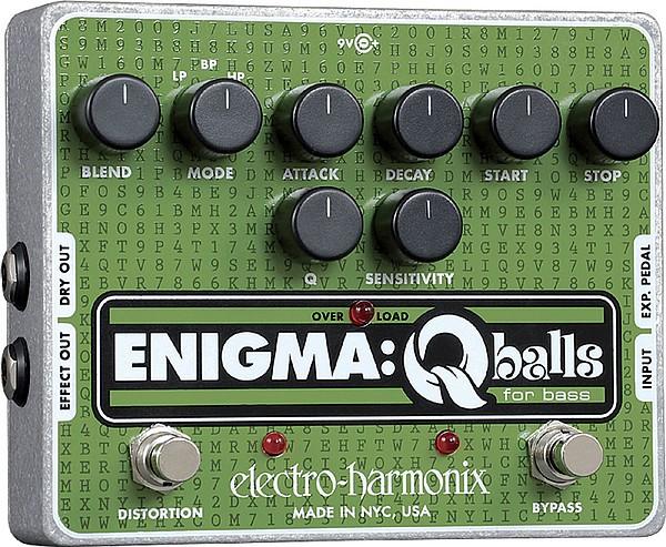 Electro Harmonix - Enigma Q Balls Filterpedal
