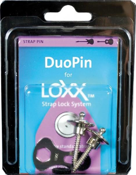 Security Lock Duopin nickel