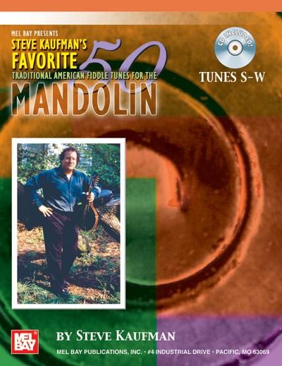 Mel Bay - MB20893BCD Steve Kaufman's 50