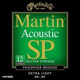 Martin - MSP3600 12S Bronze 10-47