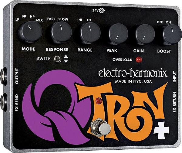 Electro Harmonix - Q-Tron + Envelope Filter