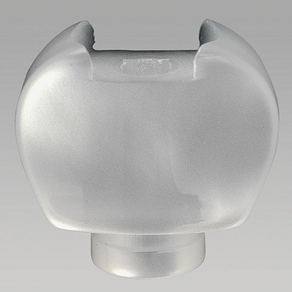 Schaller - Banjoknopf Perloid Acryl weiß