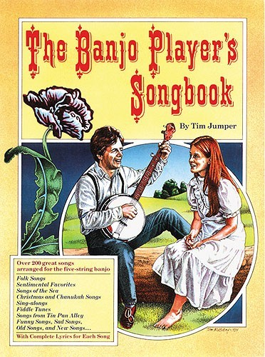 OK64789 Banjo Players Songbook