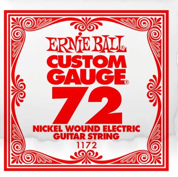 Ernie Ball - EB1172 EinzelsaiteWound Nickel