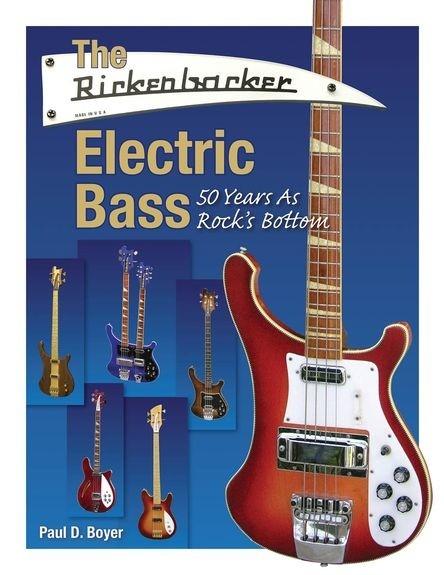 HAL LEONARD - HL00333679 Rickenbacker Electr