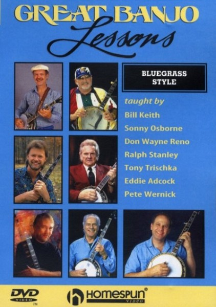 HAL LEONARD - HL00642010 Great Banjo Lesson