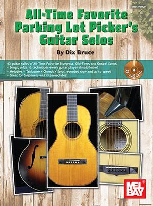 Mel Bay - Parking Pickers Guitar Solos