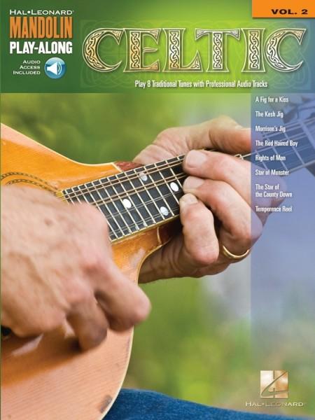 HAL LEONARD - HL00702518 Celtic Mandolin