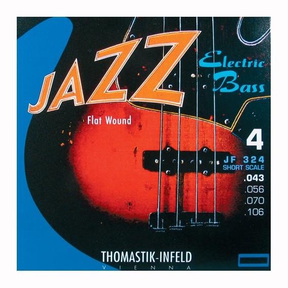 Thomastik - JF324 Jazz Bass Short Scale