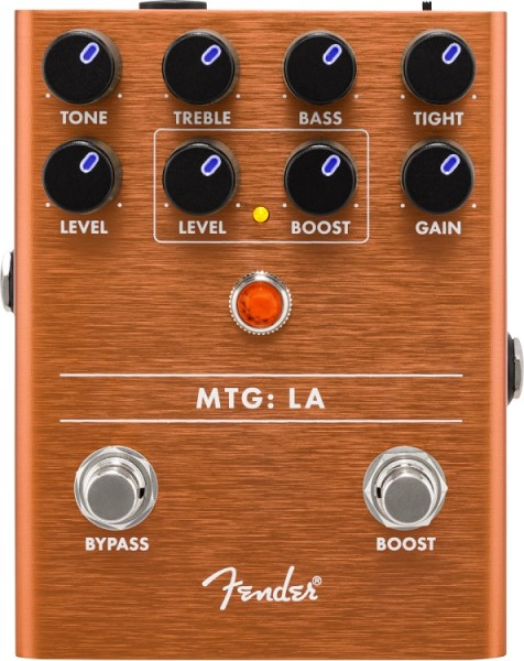 Fender - MTG LA Tube Distortion