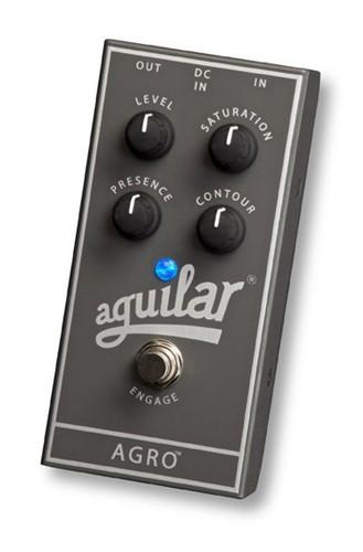 AGRO Bass Verzerrer FX Pedal