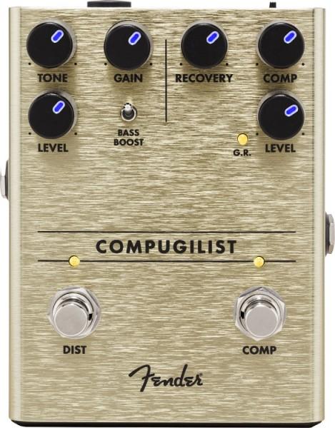 Fender - Compugilist Comp Distortion