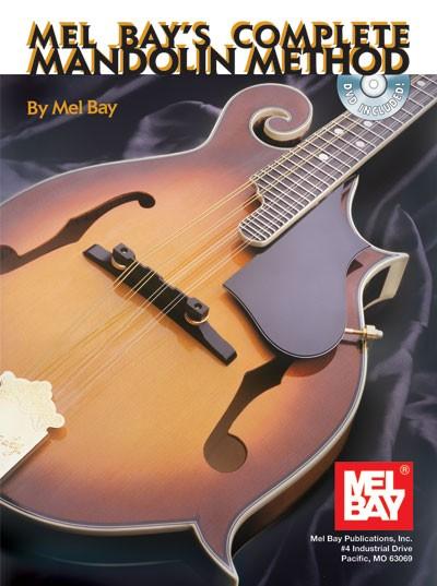 Mel Bay - MB93221DP Complete Mandolin
