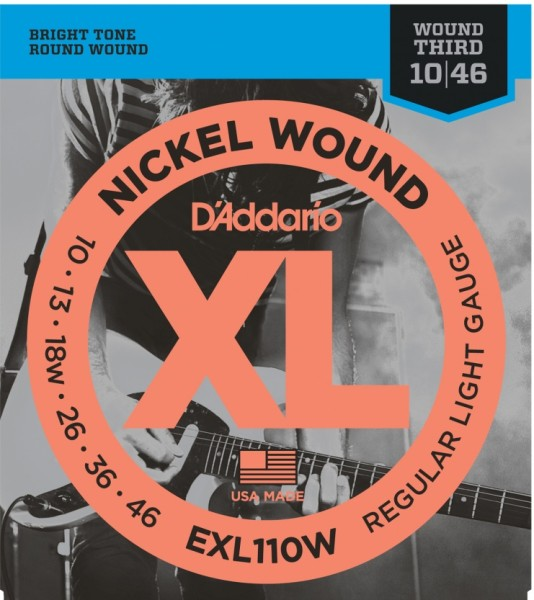 EXL110W Nickel G3 Wound