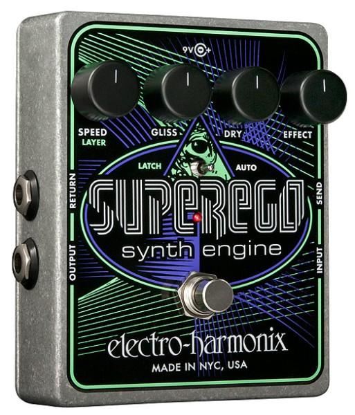 Electro Harmonix - Superego polyphone