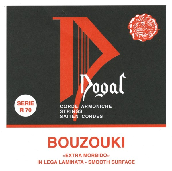 Dogal - R70 Greek Bouzouki Marchio Ros