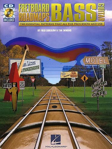 HAL LEONARD - HL00695840 Fretboard Roadmaps