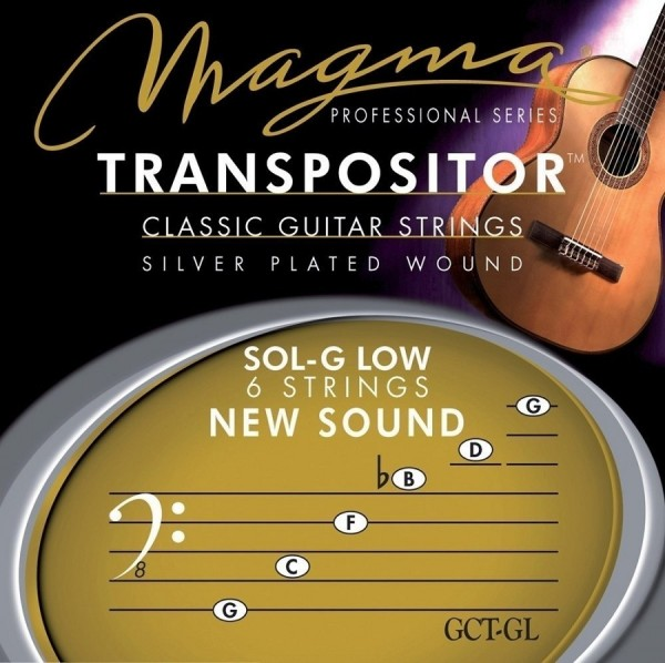 Magma - GCT-GL Transpos New Sound