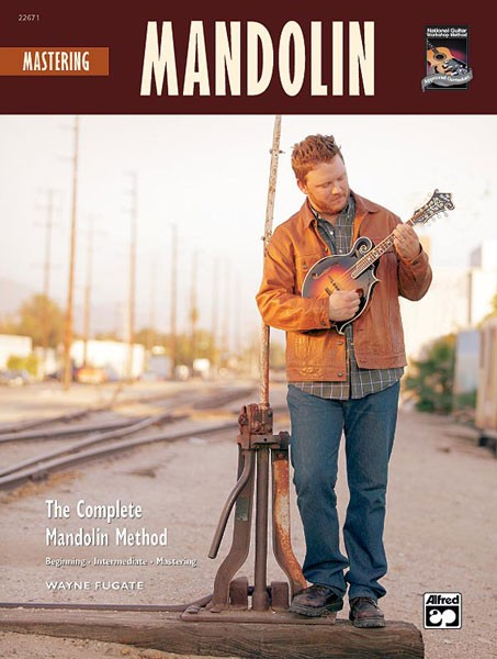 22671 Mastering Mandolin