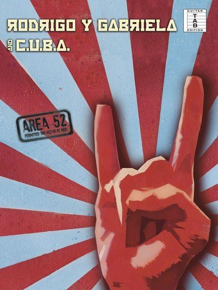 Wise Publications - AM1004916 Rodrigo y Gabriela
