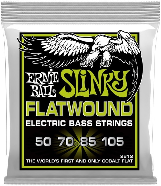 Ernie Ball - EB2812 Flatwound Regular