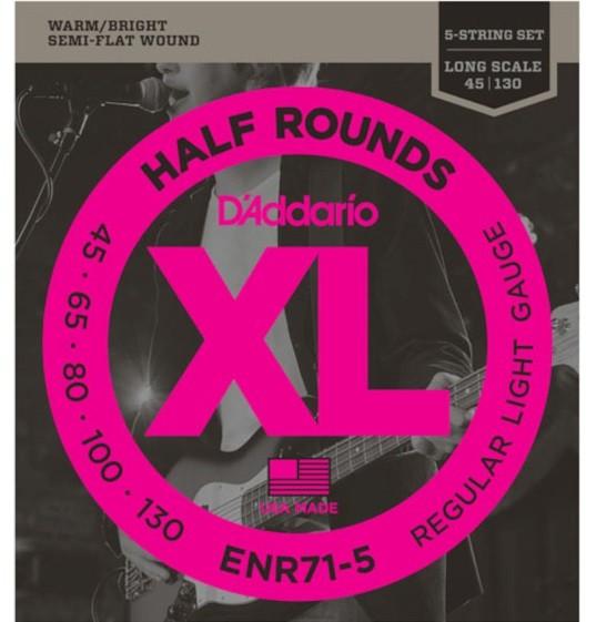 ENR71-5 Half Rounds 45-130 5S