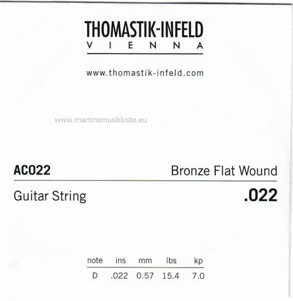 Thomastik - AC022 D4 aus AC110