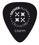 GroverAllman - Celluloid Black 0,96mm