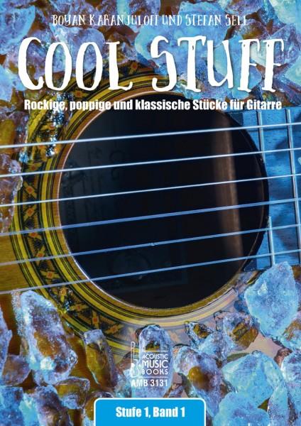 Acoustic Music Books - 3131 Cool Stuff Stufe 1 Bd 1