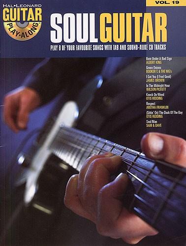 HAL LEONARD - HLE90003551 Soul Guitar 19