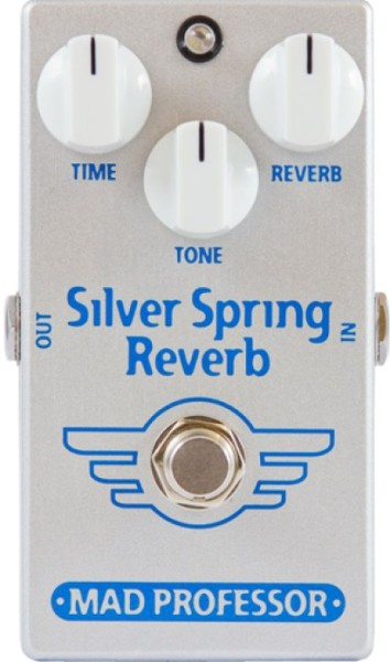 Silver Spring Reverb Factory