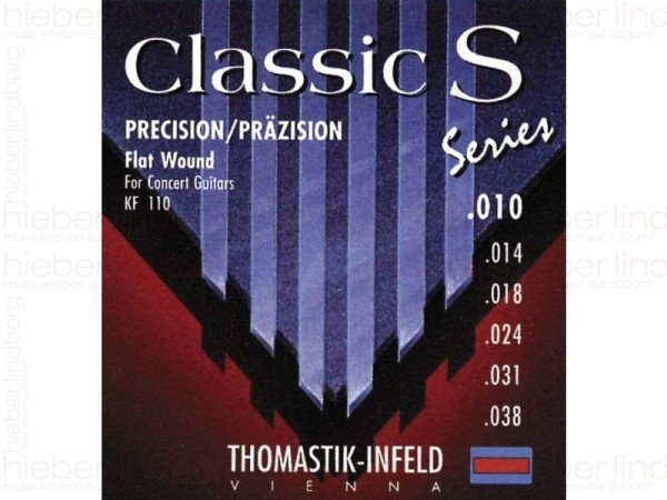 Thomastik - KF110 Classic S Series ballend