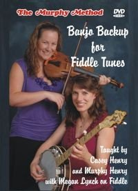 MB30372DVD Banjo Backup Fiddle