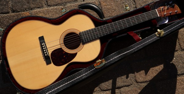 Martin - Slope Shoulder Cherry Custom