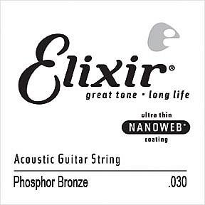 Elixir - 14130 030w Phosphor Bronze