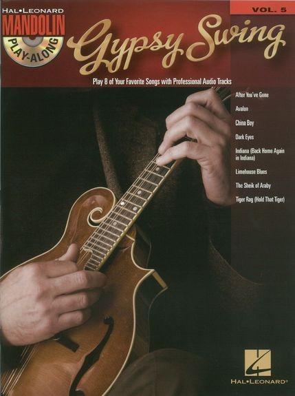 HL00702521 GypsySwing Mandolin