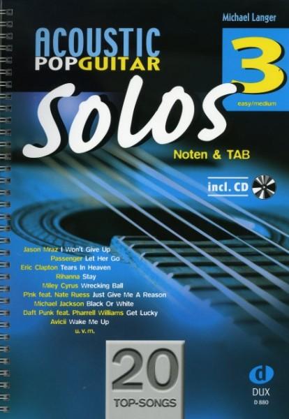 D880 Acoustic Pop Gtr Solos 3