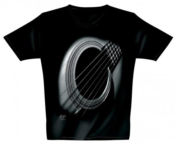 Rock You - T-Shirt schwarz Black Hole XL