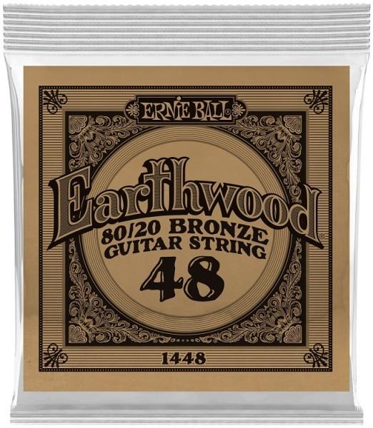 Ernie Ball - EB1448 Earthwood Bronze 6 Stk