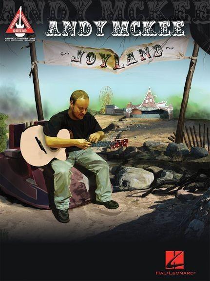 HAL LEONARD - HL00691034 Andy McKee Joyland