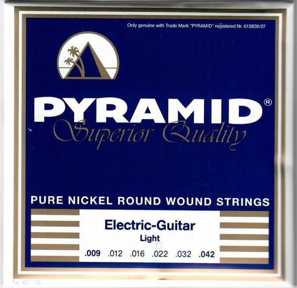 Pyramid - 401100 Pure Nickel 09-42