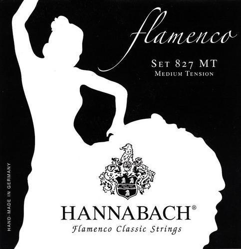 827MT Flamenco mittel schwarz