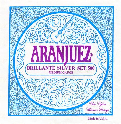 Aranjuez - A500S Brillante Silver
